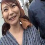 美人のナンパ無料ひとずま動画。             【人妻ナンパ】意外と美人!