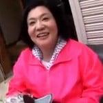 【熟妻ナンパ】田舎でまん丸いおばちゃんをナンパした 1.【顔射】