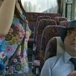 バスにて、素人女性の痴漢無料hitoduma動画。             【ヘンリー塚本】変態男女が集う痴漢バス
