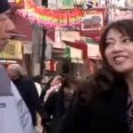 【熟女ナンパ】五十路熟女を狙ってナンパ即ハメ