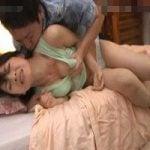 【熟女レイプ】娘の彼氏にチンポを嵌められた人妻【顔射】