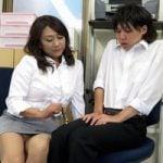 【熟女】巨乳キャリア教師の誘惑 我慢出来ないわたし 近藤郁美