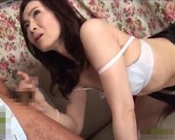 【熟妻ナンパ】「舐めたかったのよずっと!」久し振りのsexで中イキ連発した四十路の奥様