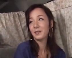 【人妻ナンパ】押しに激弱の色白美肌妻を速攻ホテルに連れ込みパンパンSEX
