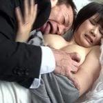 【若妻レイプ】朝っぱらから乳をチラつかせる方が悪いんだ!ノーブラでゴミ出しに来た近所の若妻をパコる!【顔射】