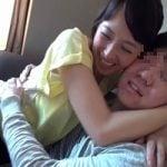 【熟妻】現役会社役員の五十路熟女が初めての筆おろし!お相手は息子と同年代のポッチャリ童貞さん 安野由美