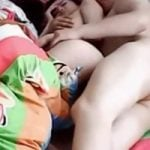 【個人撮影】赤ちゃんが出来てもバンバンSEX!仲良し夫婦の交尾記録【人妻】