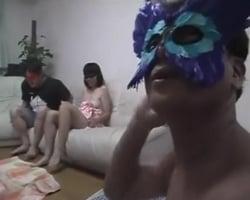 【個人撮影】リアルガチ!スワップ狂変態夫婦に密着!本物スワッピングパーティーの現場を同行取材!【熟女】