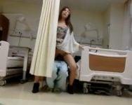 【個人撮影】あまりにもヒマ過ぎる入院生活に耐えかねて病院にセフレ妻を呼び出してヤッったったったwwwww【人妻】