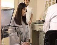 【人妻】悪徳産婦人科のゲス診療記録 どうしても赤ちゃんが欲しいんです!不妊に悩む人妻に治療と称してザーメン注入猥褻診療!【中出し】