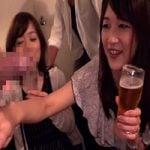 【人妻ナンパ】街で出会ったママ友さんを二人まとめてナンパ&酒で酔わせてハメまくる!勃起チンポの淫臭は人妻の性欲を異常に刺激する!【中出し】