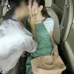 【NTR】ウツ勃起NTR! 車内ドラレコだけが視ていた!女房が口説き落とされパコられた全記録【中出し】