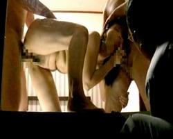 【熟妻】夫婦間スワッピング覗き穴 妻が他の男に抱かれてよがり狂う姿ほど興奮させられるものはない!【NTR】