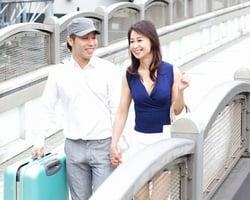 【熟女】憧れの叔母との東京二人旅 一週間も同じ宿で過ごすなんて考えただけでドキドキが止まらないっ!