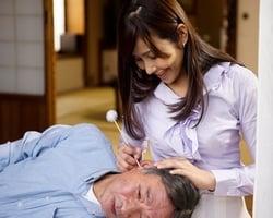 『私、一生お義父さんの介護します♡』七十路を迎えて手にした理想の老後生活 生きる活力を与える倅の四十路嫁との極楽交尾