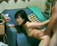 【個人流出】『あ~オマンコいぃっ!!』ウツ勃起NTR!妻と間男チンポのハメ撮りビデオ・レター