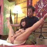 本場タイ古式猥褻マッサージを受ける人妻