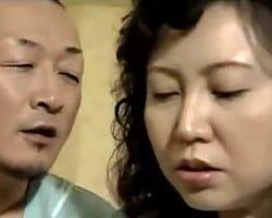 【熟女】昭和ポルノ SEXレスになって3年、チンポ日照りの人妻がSEXパートナー募集掲示板で知り合った中年男と迎えた初めての夜