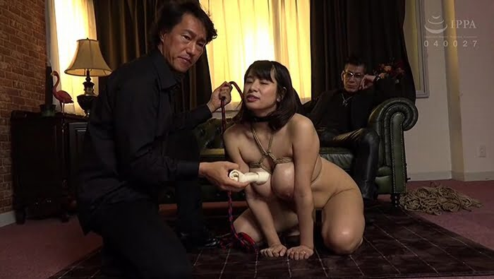 人妻緊縛奴隷調教 縄で縛られ眠っていたⅯ気質を覚醒させられた変態巨乳妻 その7