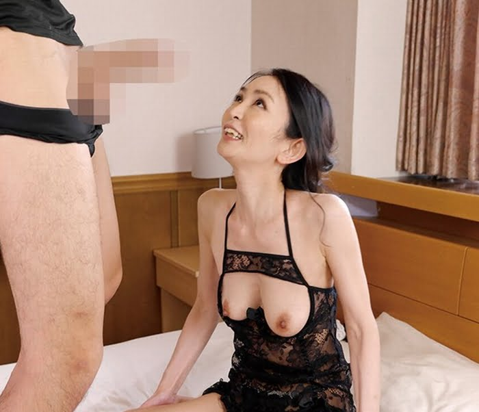 【熟女】久し振りのセックスで性欲拗らすアラフォー女と特濃中出しセックス! その6