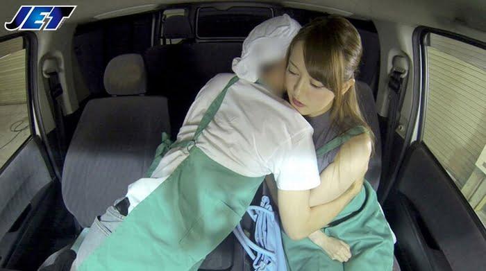 ドライブレコーダーが視ていた不貞人妻の中出しNTRセックスの一部始終 その6