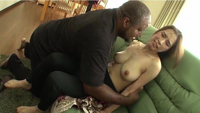 極悪黒人にレイプされた人妻 その16