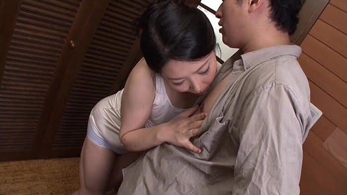 妊娠上等で娘婿との中出し近親相姦を愉しむ四十路義母 その1